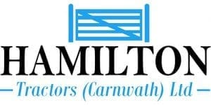 Hamilton Tractors Logo