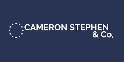 Cameron Stephen and Co Logo